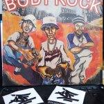 Body Rock Capa