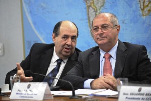 Ex-assessor de Bernardo maquiou lucros da Sercomtel, diz Anatel