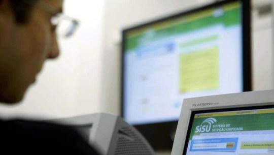 Universidades estaduais recebem mais de 64 mil inscrições pelo Sisu