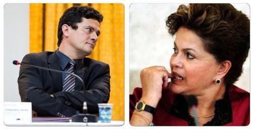 Críticas de Dilma ofendem STF, diz Moro