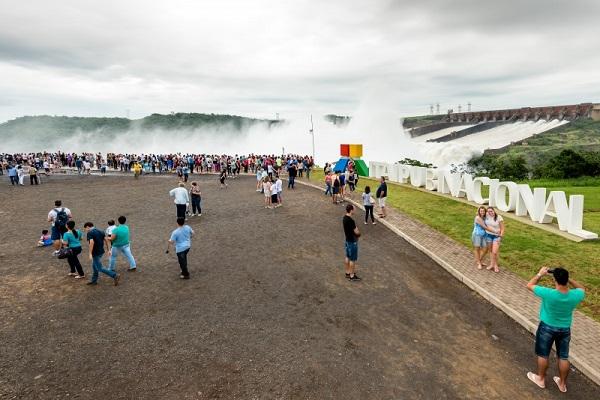 Turismo: Itaipu se prepara para receber o visitante de número 20 milhões