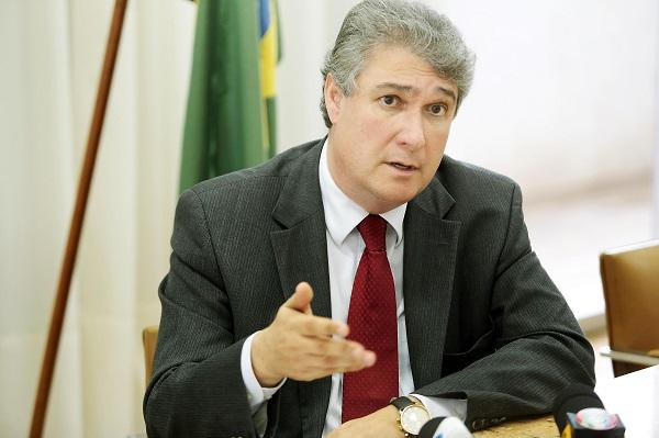 Secretário estadual da Fazenda do Paraná, Mauro Ricardo Costa. Foto: Julio César da Costa Souza