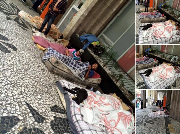 moradores de rua curitiba