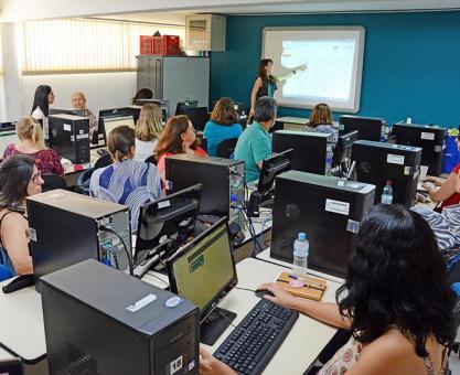 Greca destaca parceria com 'Google for Education' para expandir rede de ensino