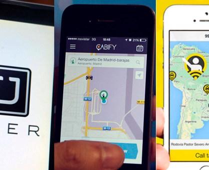 Projeto que ameaça transporte por aplicativos será votado na terça-feira