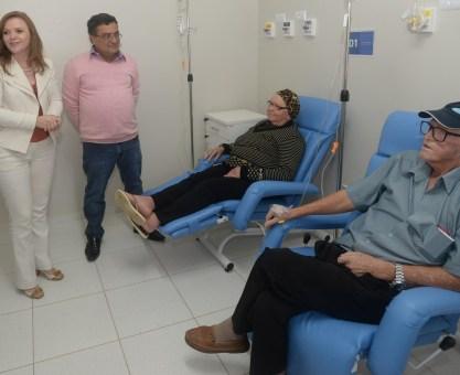 Michele Caputo destaca serviços de oncologia prestados pelo hospital Erasto Gaertner em Irati