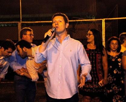 Santin Roveda entrega multiuso em União da Vitória