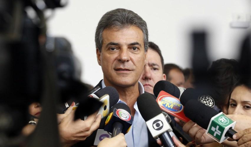 Richa anuncia R$ 22 milhões para ampliação do sistema de água e esgoto de Londrina