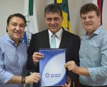 Emenda de Giacobo garante construção do parque cientifico e tecnológico de Medianeira