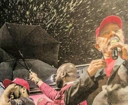 TRF rejeita recurso de Lula que pode ser preso depois do dia 4 e está inelegível
