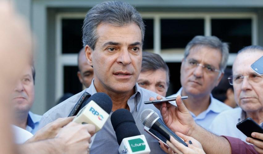 Richa lidera o melhor governo da história do Paraná, diz AMP