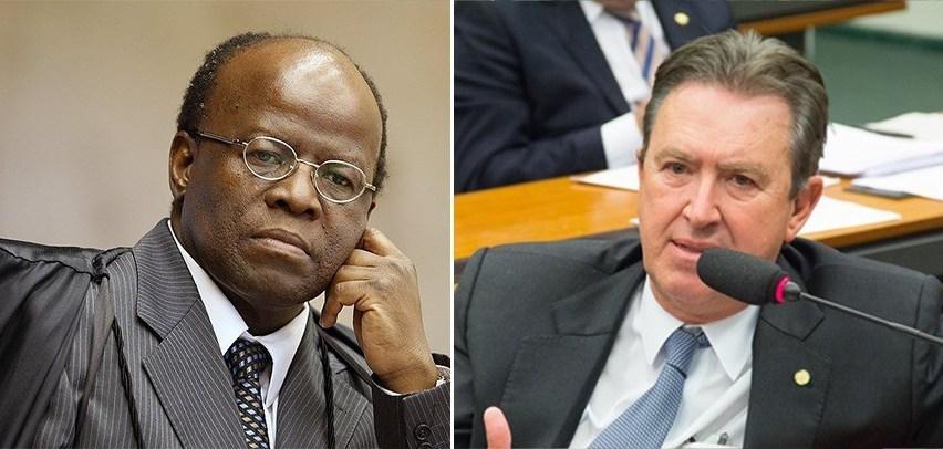 Joaquim Barbosa representa as mudanças que o Brasil precisa, diz Ducci
