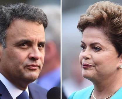 Dilma bate Aécio e lidera corrida para o Senado