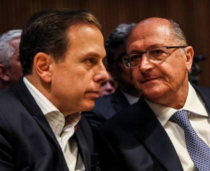 Doria: Alckmin crescerá com TV e estará no 2º turno