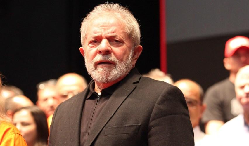 Mesmo preso, Lula lidera corrida presidencial em Minas Gerais