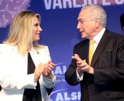 Cida pediu a Temer para agilizar obras da 2ª ponte entre o Brasil e o Paraguai