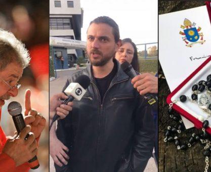 Vaticano desmente mentira de 'terço' supostamente enviado pelo Papa a Lula