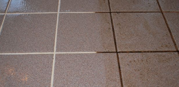 Image Result For How To Clean Floor Tile Grout The Easy Way