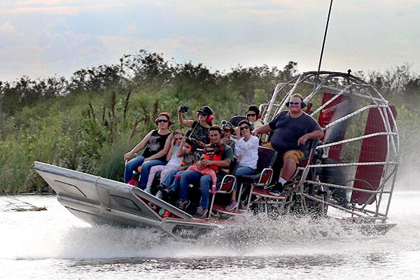 boca raton full circuit vip everglades airboat ride
