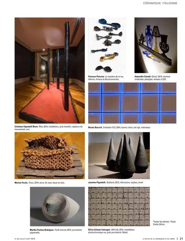 La Revue e la Ceramique e du Verre 6