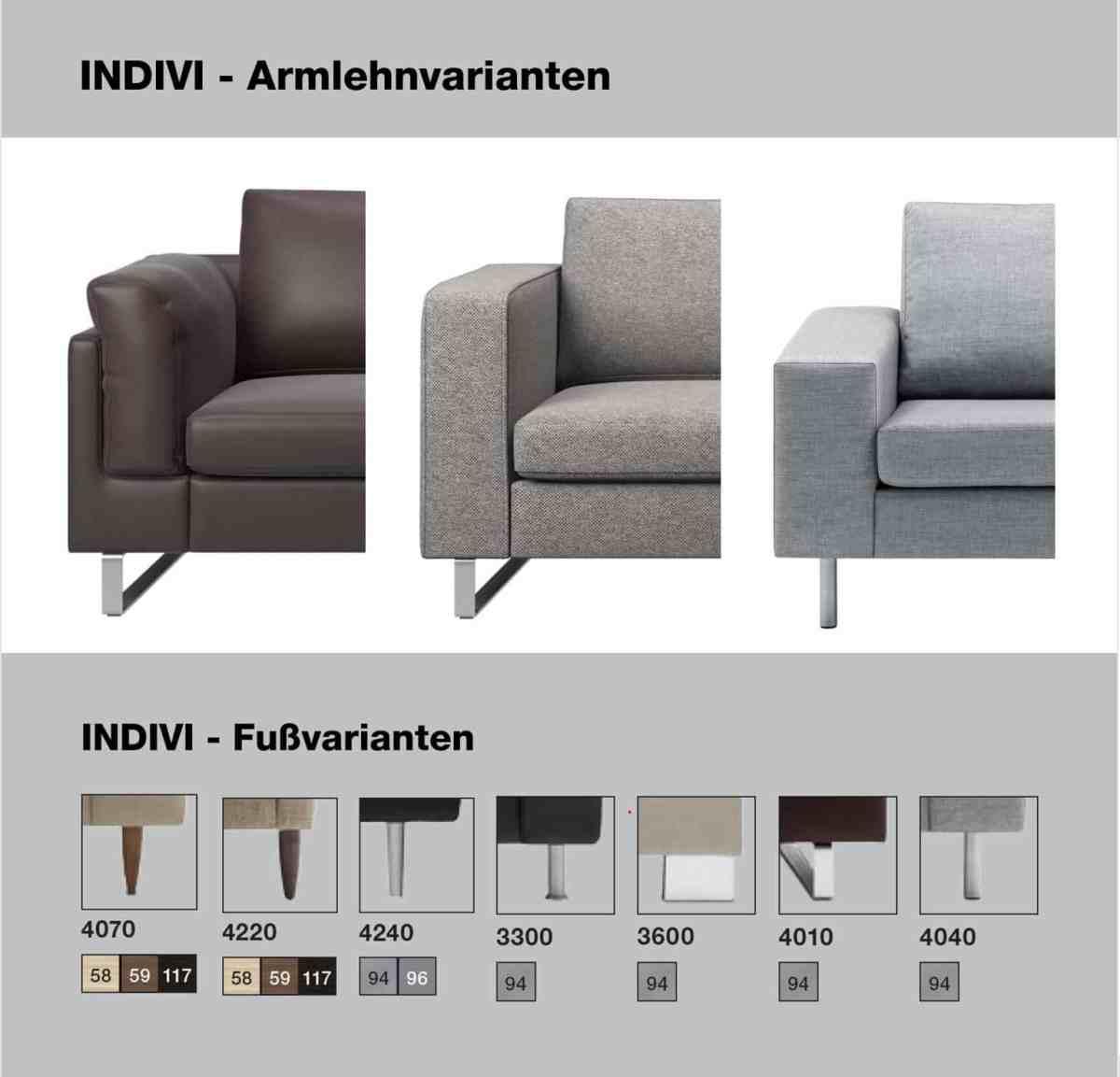 boconcept experience indivi varianten - Ein Sofa für alle: Indivi 2