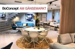 boconcept experience hamburg gaensemarkt store - Store am Gänsemarkt