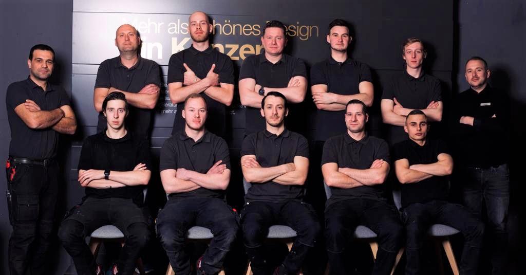 boconcept experience montage team - Service Team