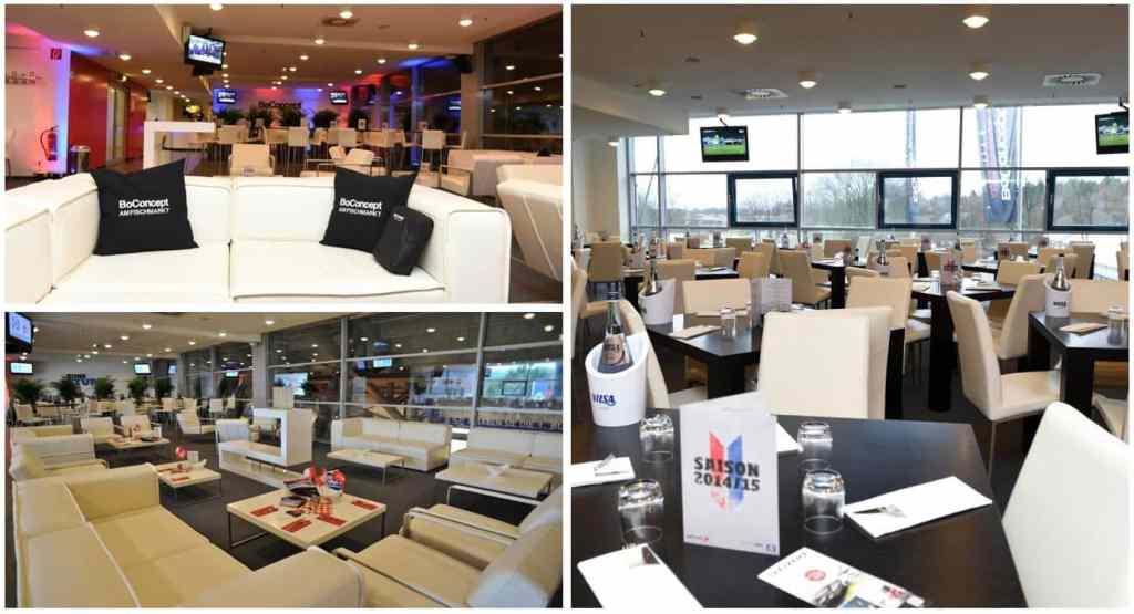BoConcept Lounge   Volkspark (ehem. Imtech Arena)