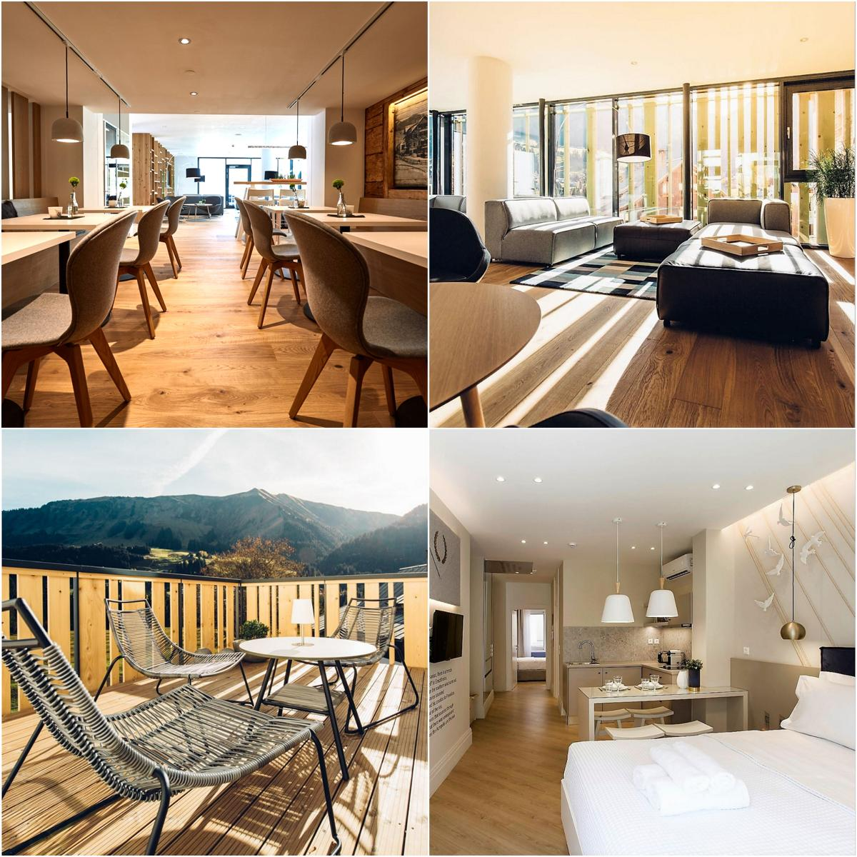 boconcept experience hotel sonnenburg riezlern austria 1 - Business + Objekt