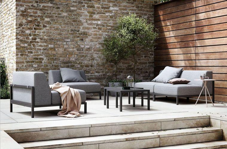 BoConcept Experience stellt ROME Outdoo-Möbel vor