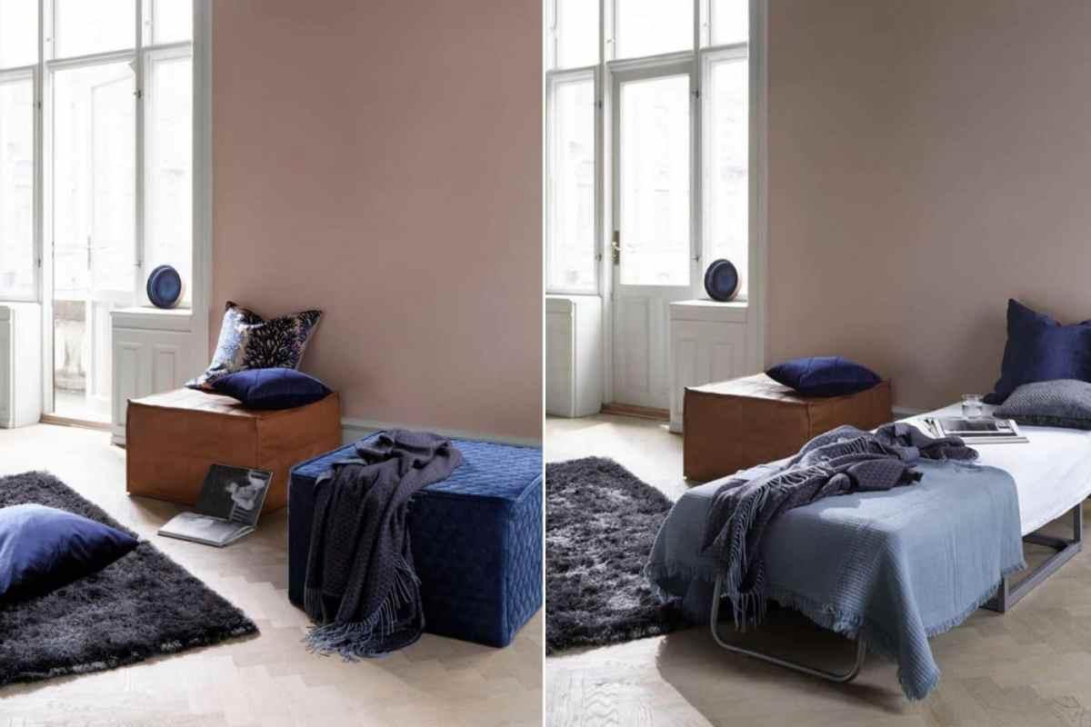 boconcept experience Xtra hocker Funktion - Vom Sofa zum Bett