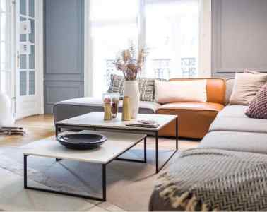BoConcept Experience stellt die Einrichtungsberatung vom Design Profi vor | Altbauwohnung Frankreich