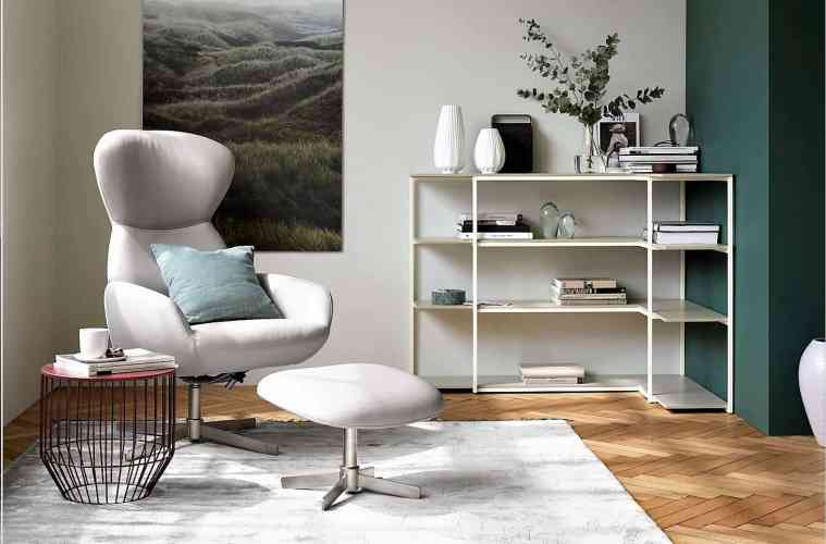 athena neues sesseldesign boconcept experience. Black Bedroom Furniture Sets. Home Design Ideas