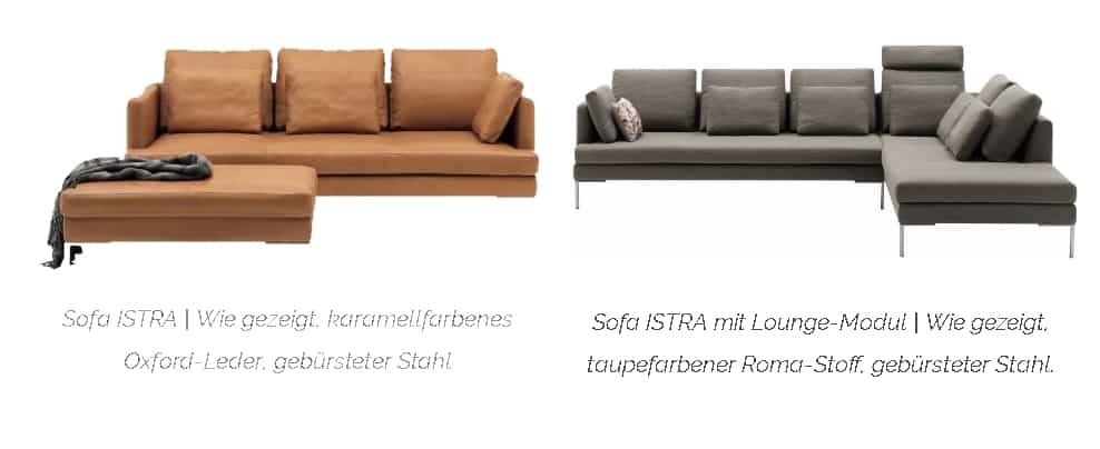 design und eleganz istra boconcept experience. Black Bedroom Furniture Sets. Home Design Ideas