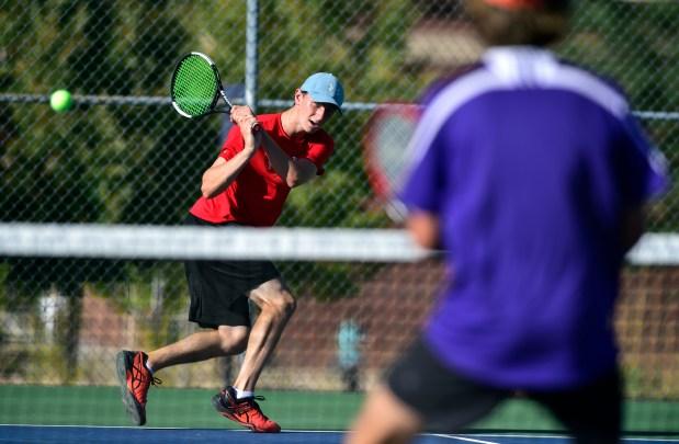 Fairview High School's Luke Silverman returns ...