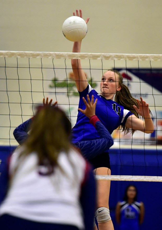Longmont High School's Bridget Kusbel goes ...