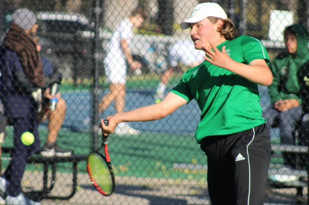 Niwot No. 1 singles player Neil ...