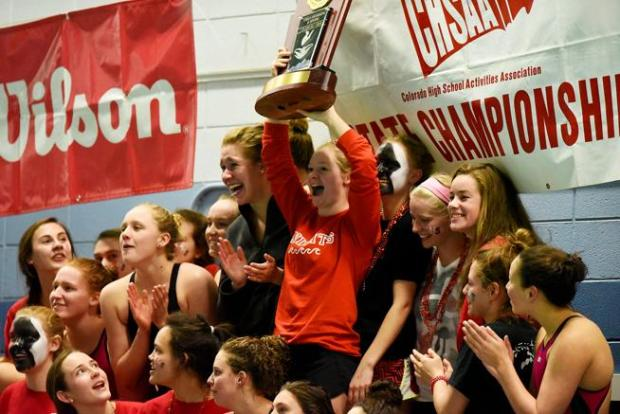 Fairview celebrates its state title at ...