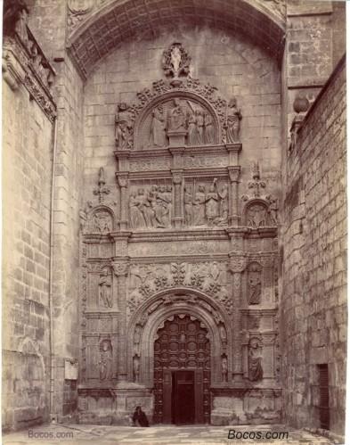 puerta de Pellegería
