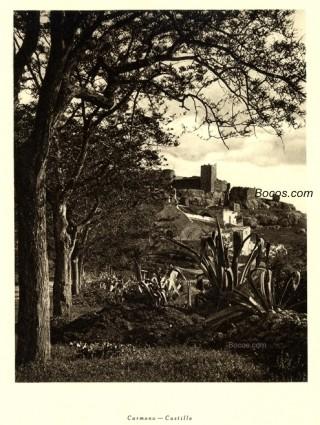 castillo de Carmona