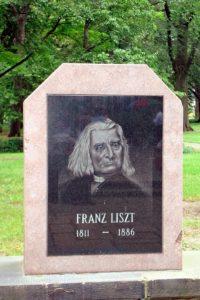 Liszt Concert @ Cleveland Hungarian Cultural Gardens