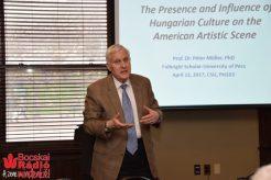 Dr. Greg Sadlek a CSU Bölcsésztudomány karának dékánja