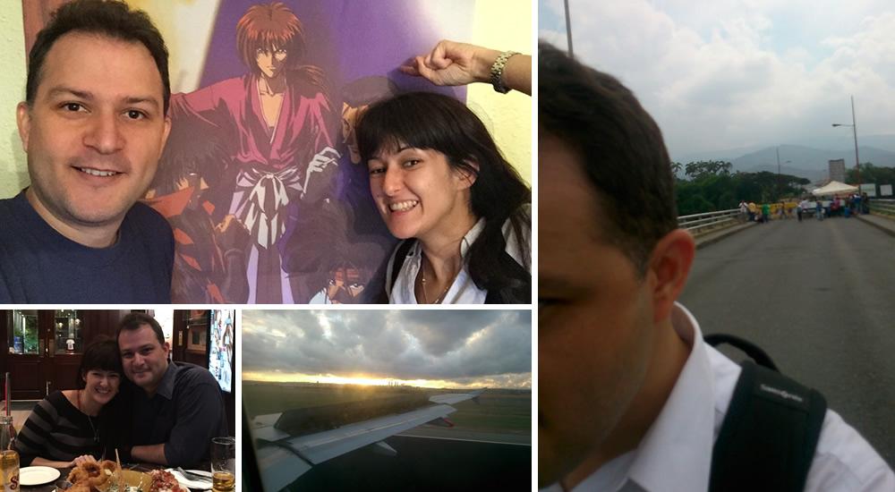 Maho y Amilcar El Viaje y Hoy