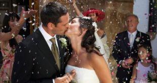 El momento de la boda
