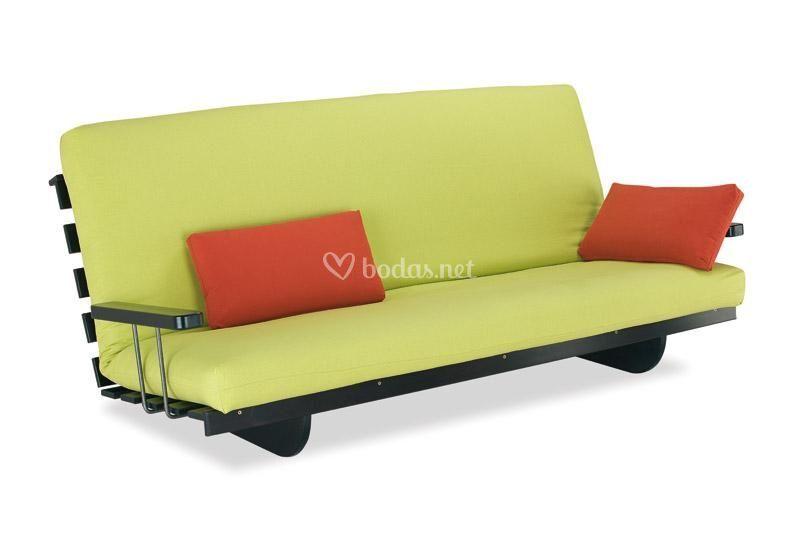 Sofas los mejores trucos para decorar tu casa for Sofa cama 1 20 cm