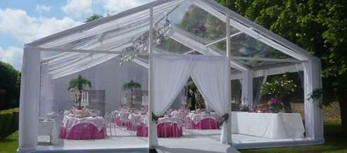 Banquete romántico de Options