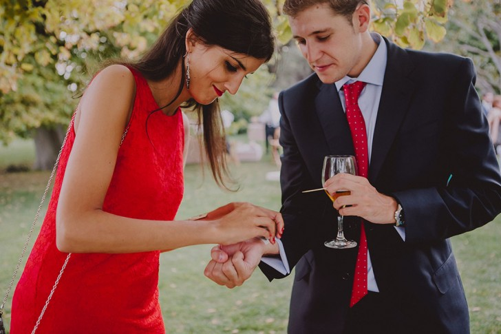 tatuajes bodas zaragoza www.bodasdecuento.com