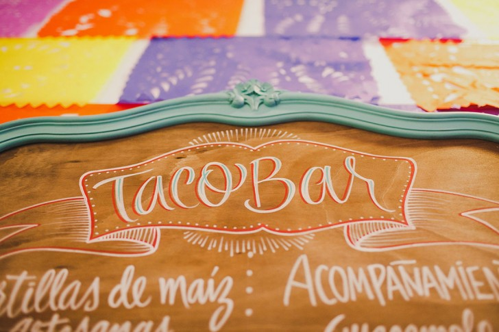 taco bar en boda madrid wedding planner www.bodasdecuento.com