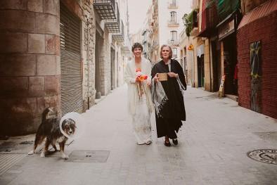 elopement in barcelona www.bodasdecuento.com