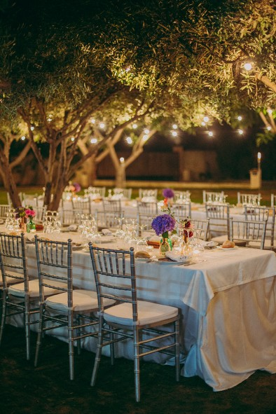 banquete boda up